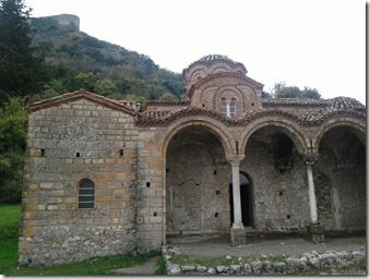 містра церква