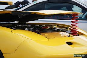Mazda RX7 bonnet spring holder