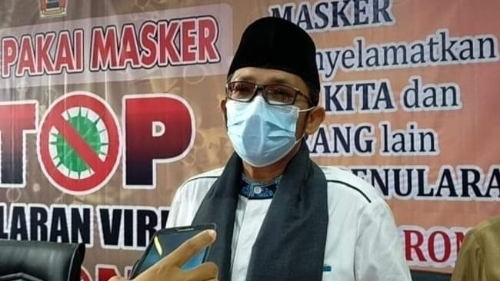 SE Wali Kota Padang: 43 RT di Padang Tidak Dibolehkan Menggelar Salat Ied