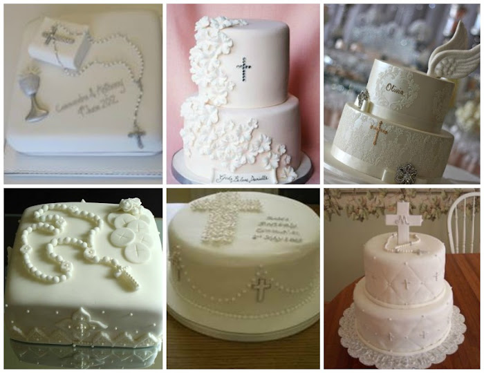 tortas de comunion 2016