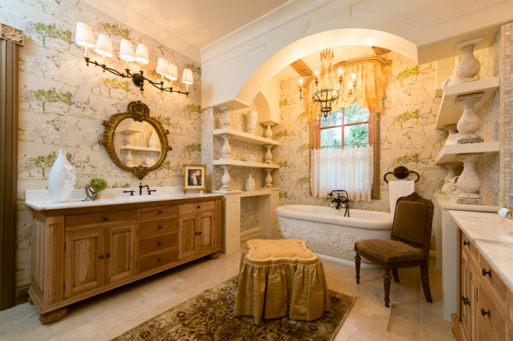 French Country Bathroom Decor Trends, French Country Bathroom Accessories