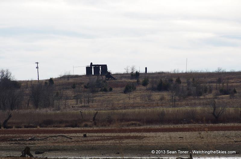 01-19-13 Hagerman Wildlife Preserve and Denison Dam - IMGP4061.JPG