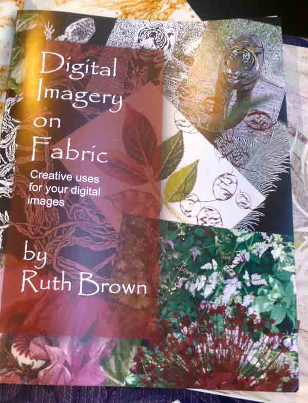 Photo Transfer to Fabric with Ruth Brown
