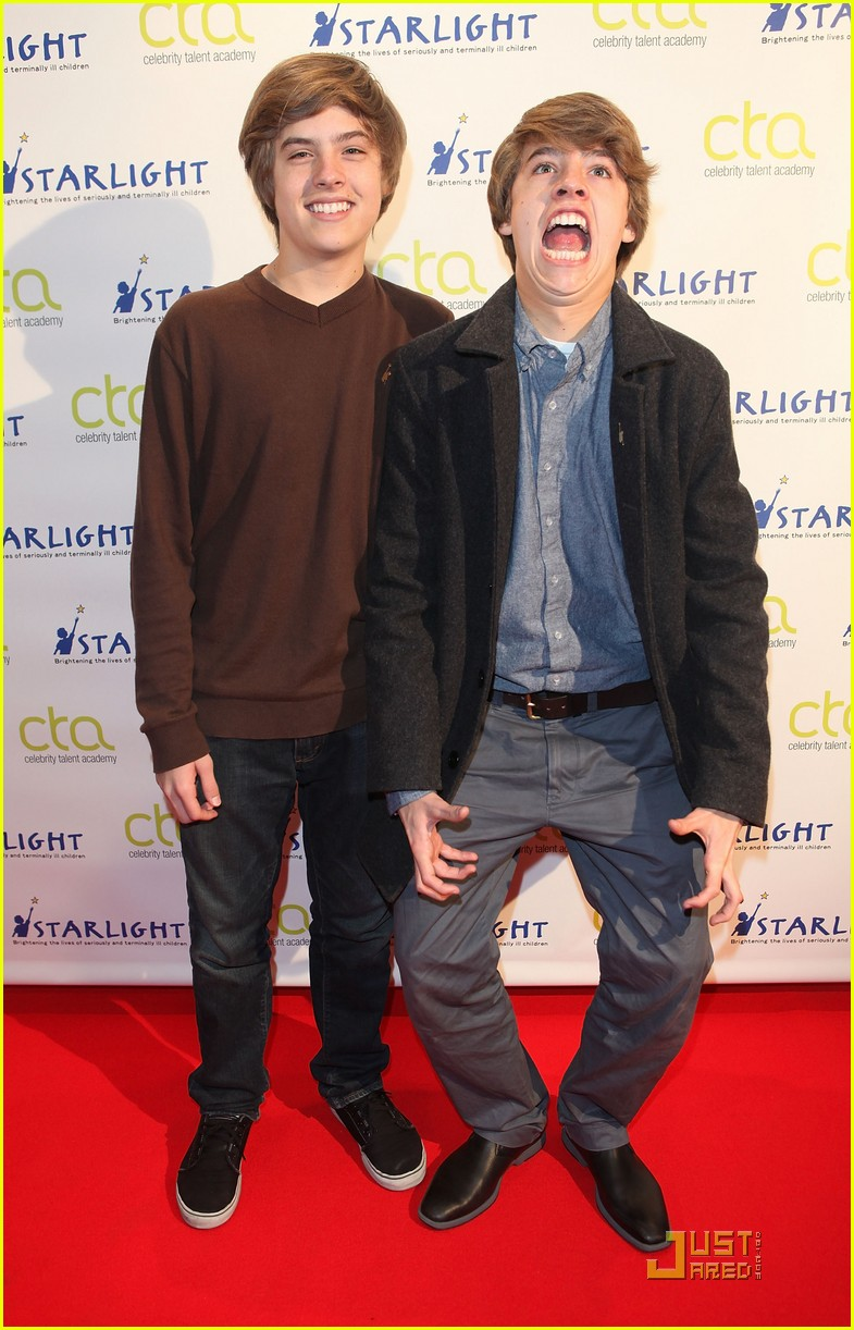 Dylan and Cole | Portugal: Cole e Dylan Sprouse (Zack e Cody): Imagens