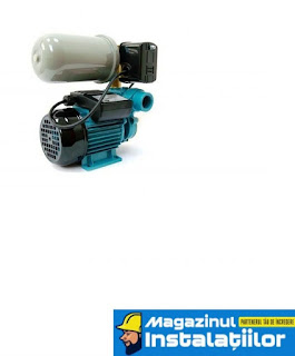 Fă-ți propriul sistem de alimentare cu apă cu pompa submersibilă de la Mancaro