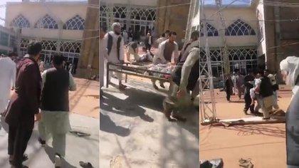 Nuevo atentado dentro de una mezquita de Afganistán durante el rezo musulmán de los viernes: al menos 32 muertos