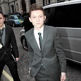 WWW.ENTSIMAGES.COM -   Tom Holland   at    Jameson Empire Film Awards at Grosvenor House, Park Lane  London  March 24th 2013                                                    Photo Mobis Photos/OIC 0203 174 1069
