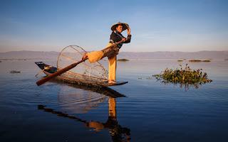 Z unikatnimi ribiči