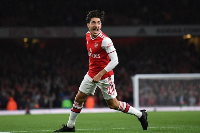 'Don't sell him!' - Arsenal fans react as Hector Bellerin's agent makes surprise transfer claim
