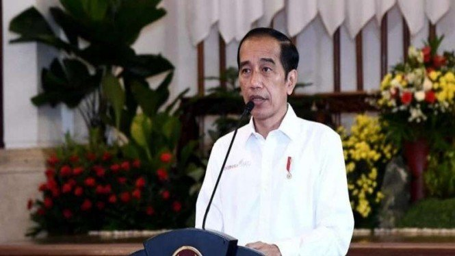 PPKM Darurat, Jokowi: Saya Minta Seluruh Rakyat Tetap Tenang