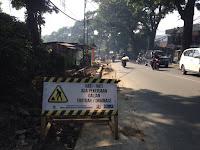 Mengamati Sisi Lain Proyek Drainase Dan Trotoar di Kota Bandung