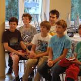 Kurs angielskiego w Skępem 2011