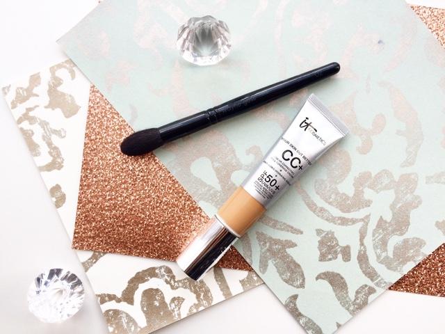 It cosmetics your skin but better cc cream tan and wayne goss brush no2 uk