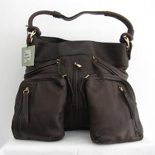 Treesje NEW Leather Shoulder Bag