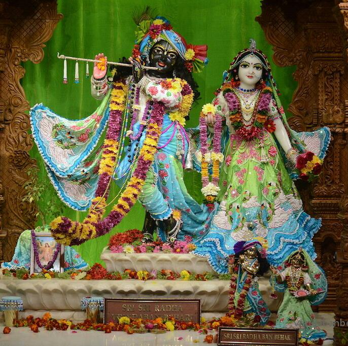 ISKCON GEV (Wada) Deity Darshan 22 Jan 2016  (5)