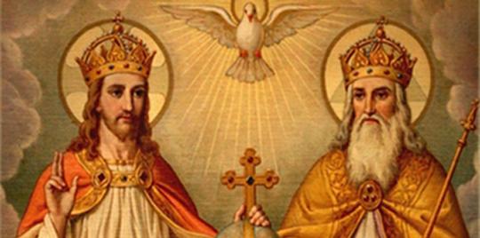 Khái quát giáo huấn của Hội Thánh <br>về Ba Ngôi Thiên Chúa