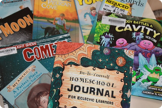 Do-it-Yourself Eclectic Homeschool Journal