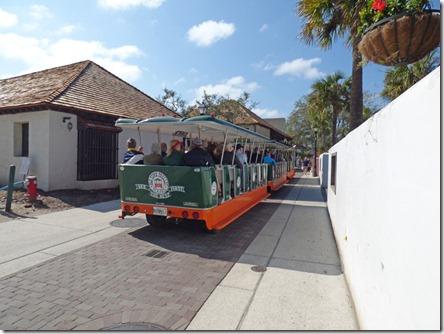 Trolley, St Augustine