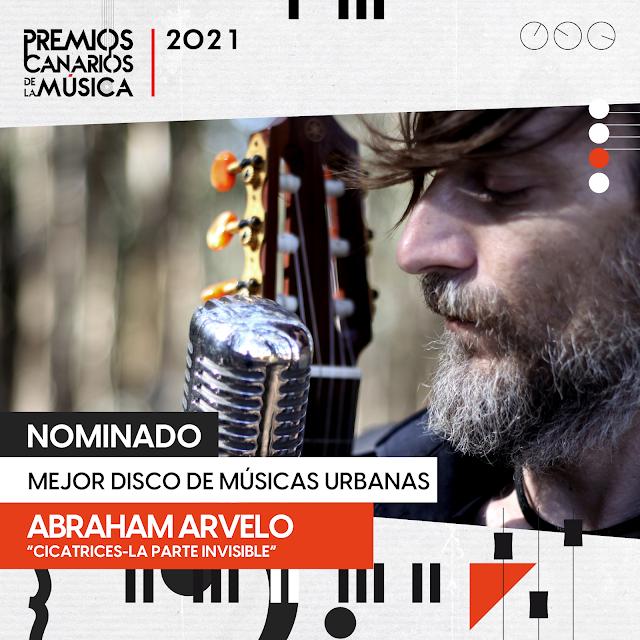 Nominados a los Premios Canarios de la Música 2021