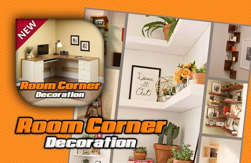 Room corner decoration