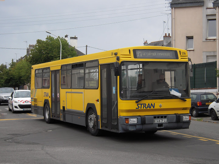 Transport mobilit urbaine afficher le sujet saint nazaire r seau stran - Garage renault saint nazaire ...
