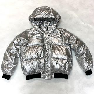Majé Silver Jacket