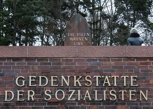 Gedenkstätte der Sozialisten