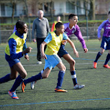 2014.02.15 Match amical U15 B vs U17 C
