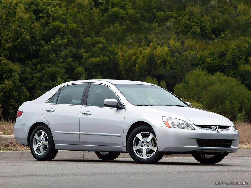 2007 Honda Accord Hybrid Specifications, Pictures, Prices