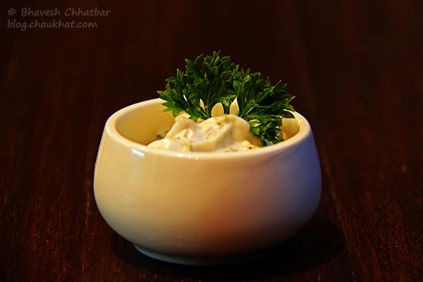 Tartar Sauce at Frisco, Koregaon Park, Pune