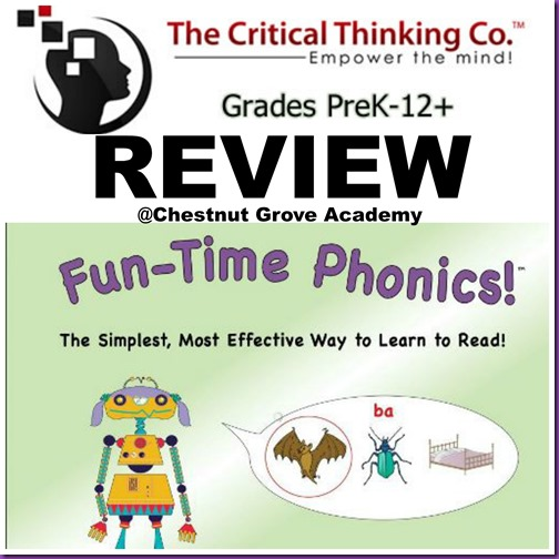 Fun Time Phonics Review