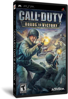 Call of Duty Roads to Victory PSP (2007)