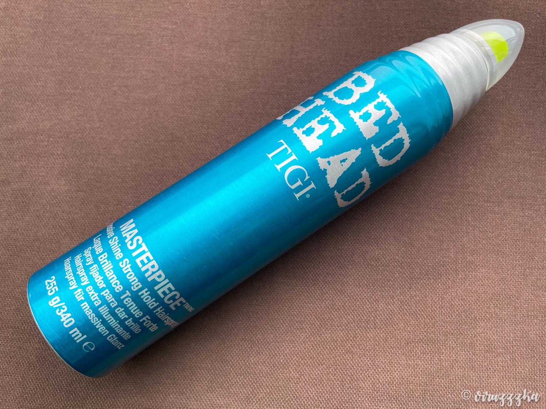 TIGI Bed Head Masterpiece Hairspray Review