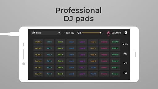 DJ Loop Pads ss1