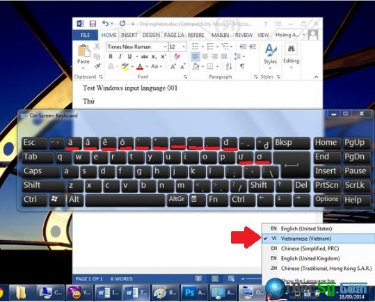 Cách gõ tiếng Việt không cần sử dụng Unikey & Vietkey trên Windows + Hình 8