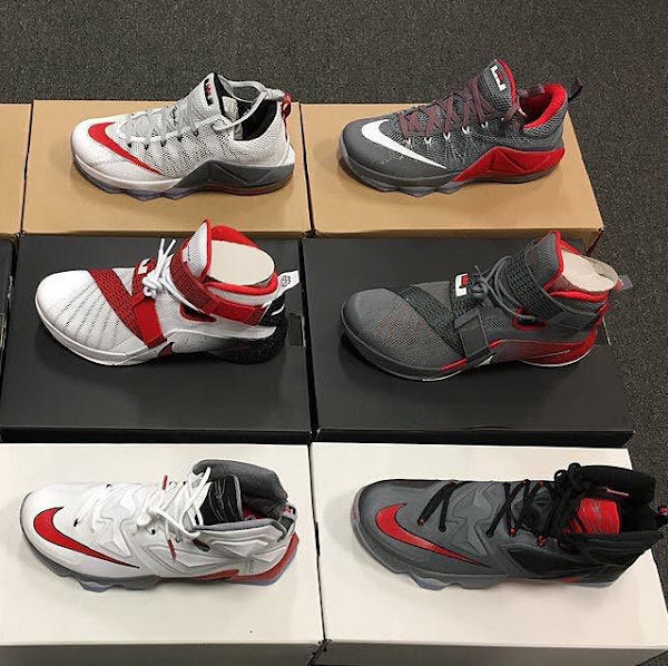Ohio State Has the Best Nike LeBron Hook up in the Game