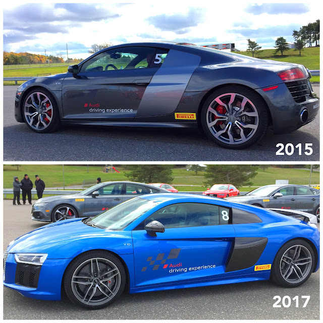 5 Differences Between The 2015 & 2017 Audi R8