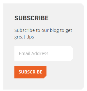 blogs have a subscribe form