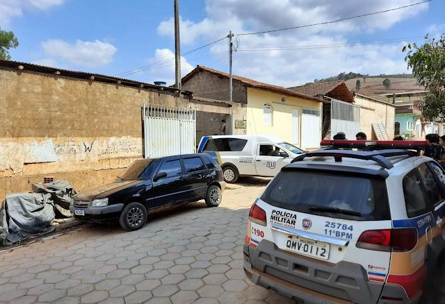 Mãe mata recém-nascido asfixiado e acaba presa em Sericita