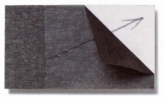 Y que tal si lo calcas pintar con papel carbon la for Papel para dibujar
