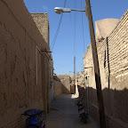 Wąskie uliczki w Yazd czyli jak tu się nie zgubić!