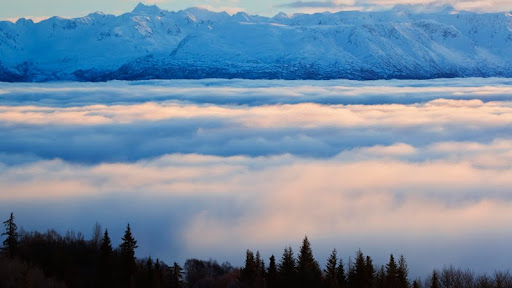 Cloud-Filled Kachemak Bay Below the Kenai Mountains, Homer, Alaska.jpg