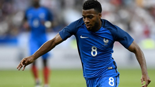 Lemar Starts For France As Rumours Of £90m Liverpool And Arsenal Interest Rumbles On