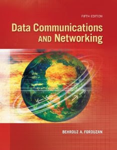 Data Communications and Network - 5th Edition pdf free download