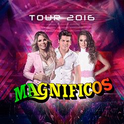 Banda Magnificos – TOUR 2016