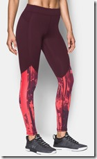 Under Armour Cold Gear Printed Leggings