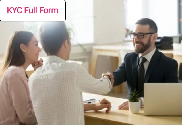 KYC Full Form in Banking