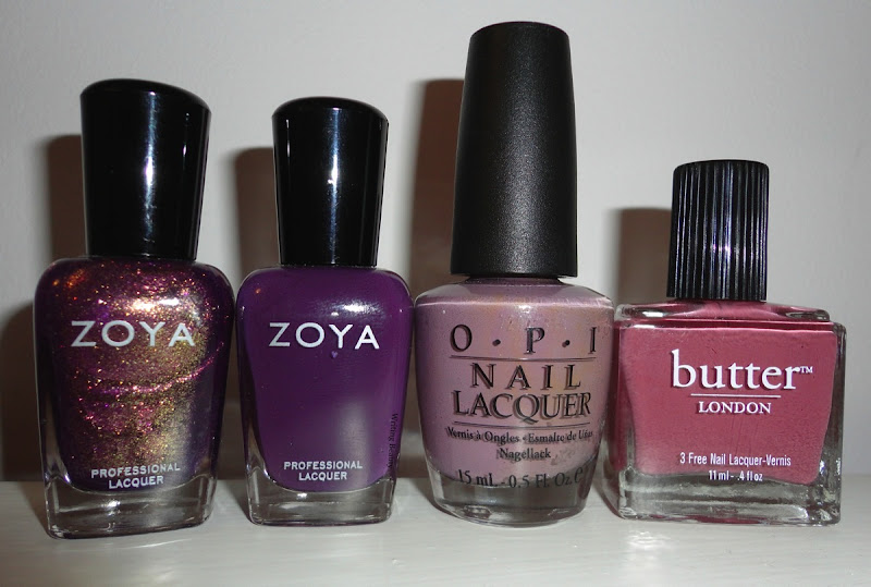 Fall Nail Polish Favourites 3