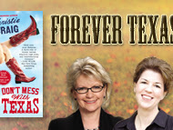 Forever Texas Blog Tour: Interview with author Christie Craig