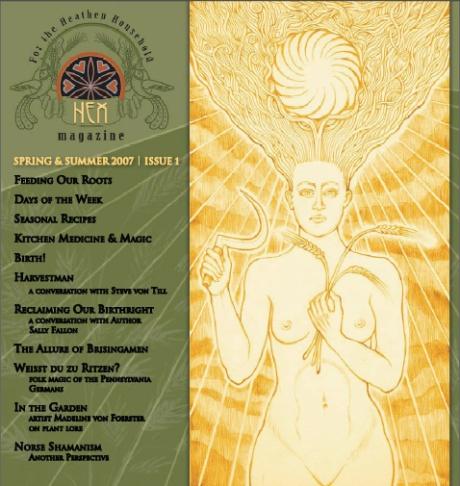Ritual Tools Hex Magazine Image